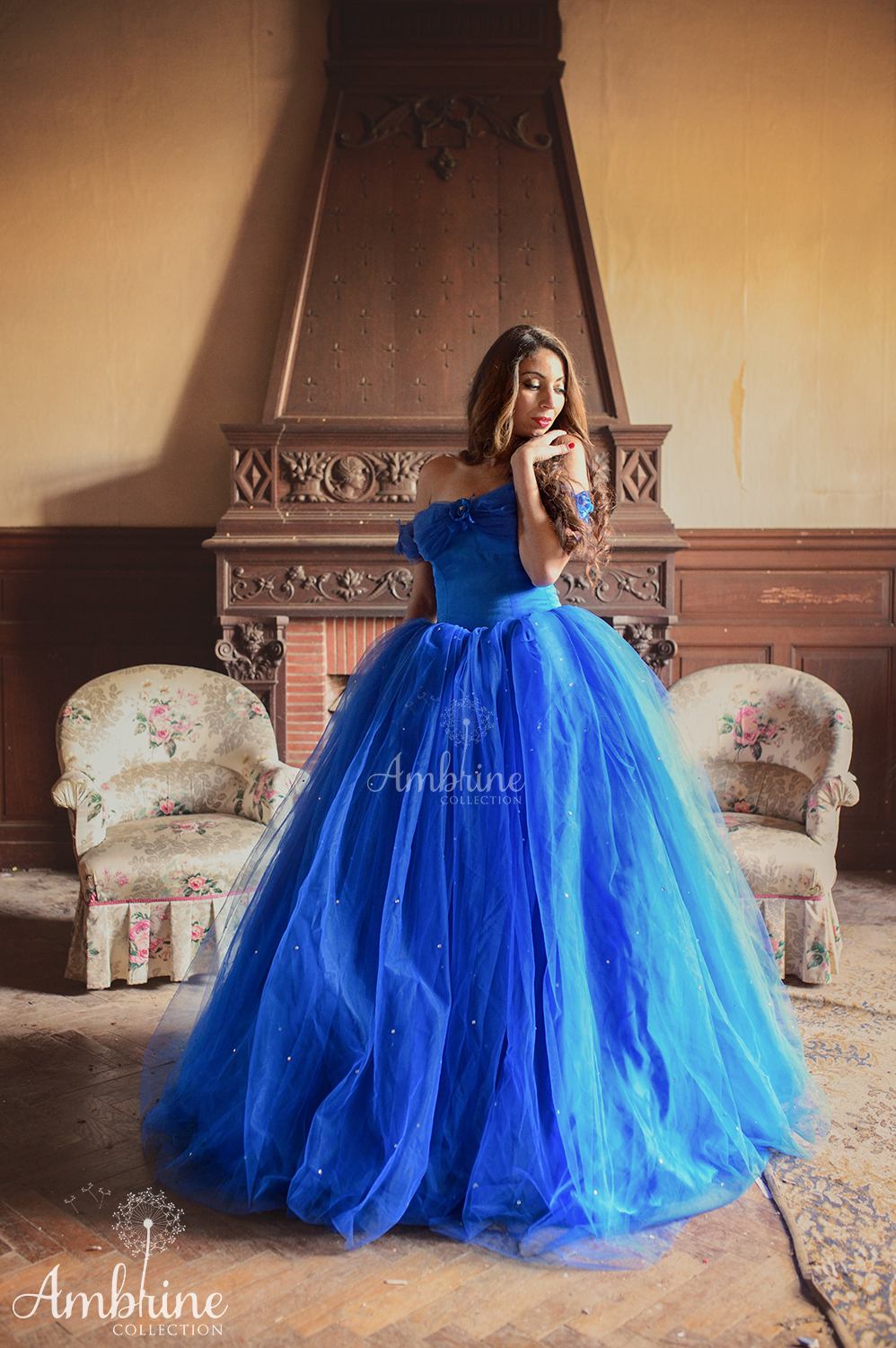 photo-robe-bleue-romantique-azur-princesse-ambrine-collection-bordeaux-2