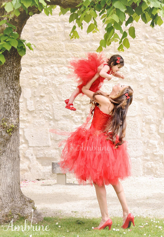 robe-tutu-rouge-tulipe-ambrine-collection-bordeaux-4