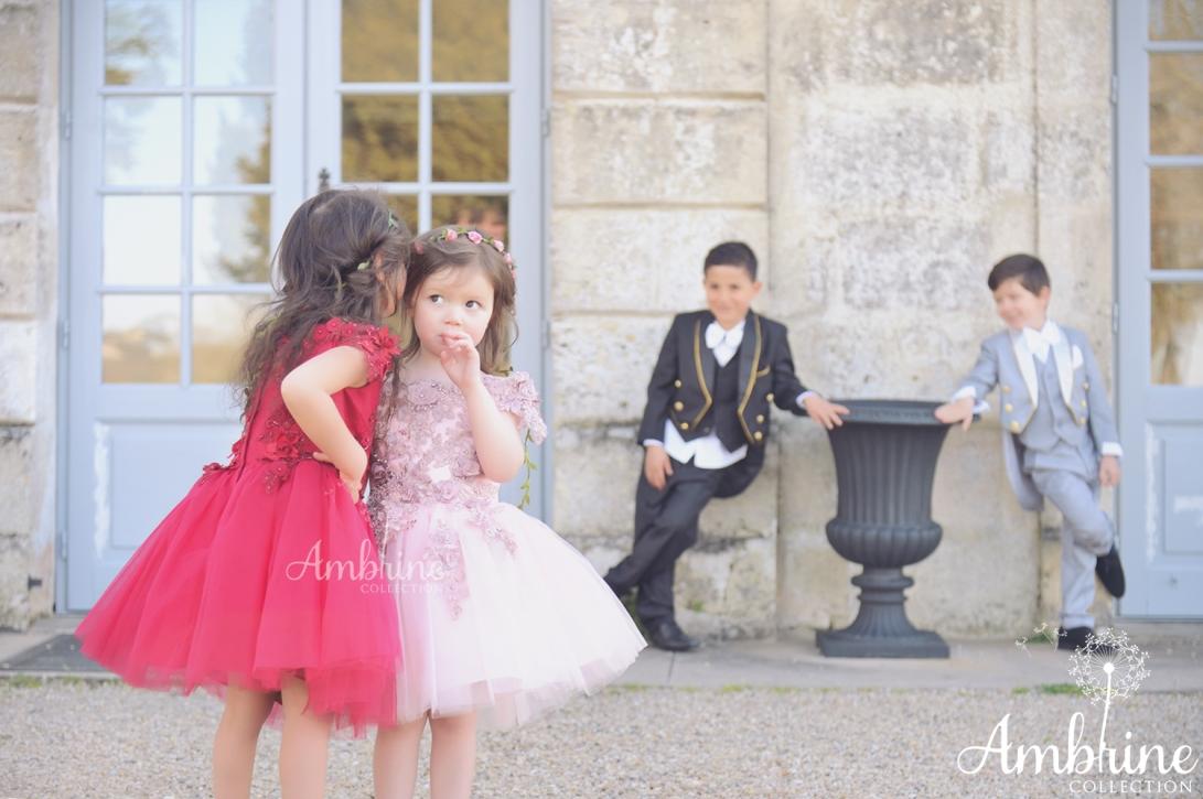 70cb1218077 Robe « Pétale » rouge – Location robe de mariée et soirée à Bordeaux